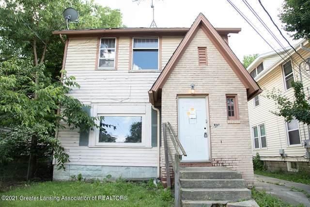1405 W Ottawa Street, Lansing, MI 48915 (MLS #257286) :: Home Seekers