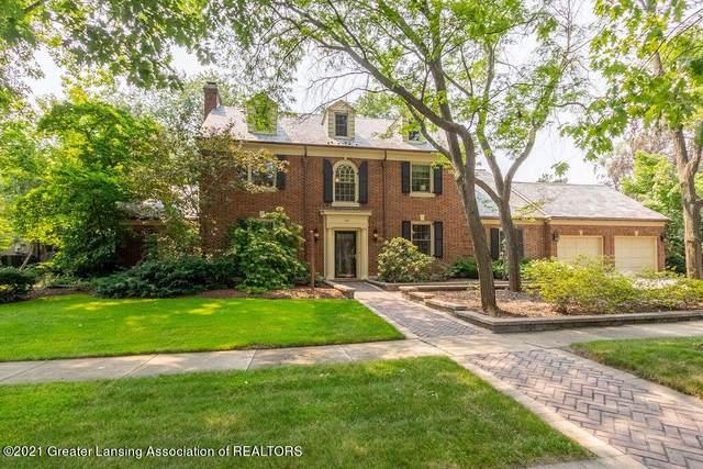 701 Cowley Avenue, East Lansing, MI 48823 (MLS #257657) :: Home Seekers