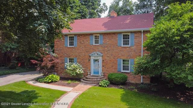 842 Audubon Road, East Lansing, MI 48823 (MLS #257761) :: Home Seekers