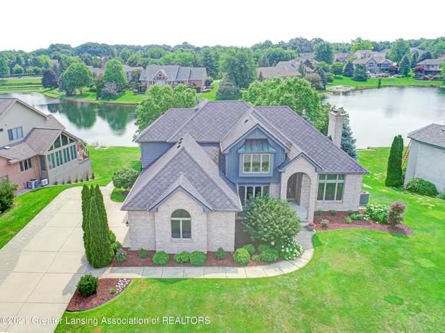 403 W Spring Meadows Lane, Dewitt, MI 48820 (MLS #257764) :: Home Seekers