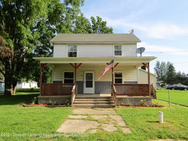 215 E 2nd, Morrice, MI 48857 (MLS #257793) :: Home Seekers