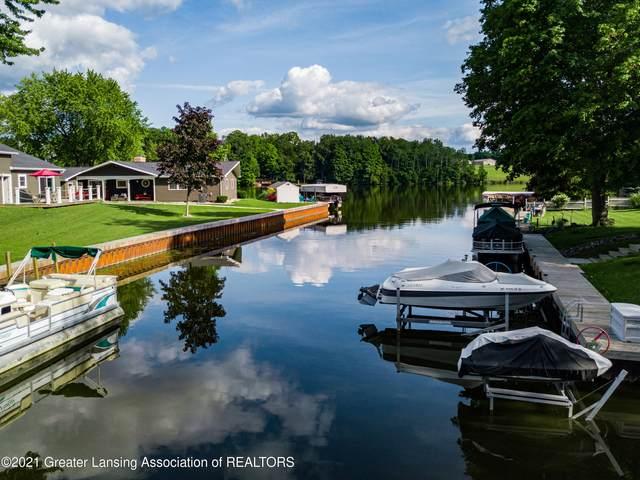 120 Shore Lane, Perrinton, MI 48871 (MLS #257814) :: Home Seekers