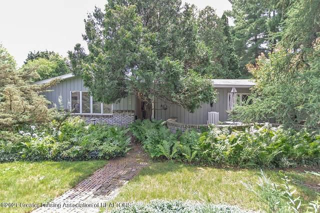 308 S Circle Drive, Williamston, MI 48895 (MLS #257998) :: Home Seekers