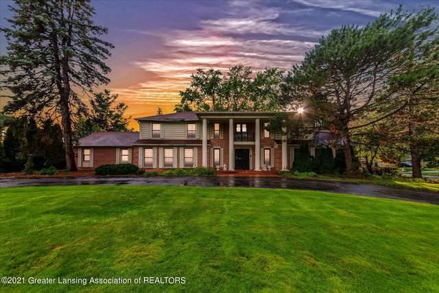 1543 Dennison Road, East Lansing, MI 48823 (MLS #258014) :: Home Seekers