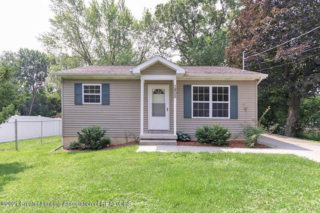 1405 Hillcrest Street, Lansing, MI 48910 (MLS #258268) :: Home Seekers