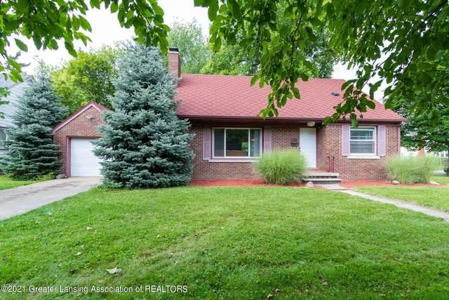 1500 W Hillsdale Street, Lansing, MI 48915 (MLS #258321) :: Home Seekers