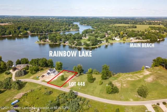 448 Lakeside Drive, Perrinton, MI 48871 (MLS #258342) :: Home Seekers