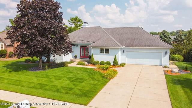 311 W Spring Meadows Lane, Dewitt, MI 48820 (MLS #258377) :: Home Seekers