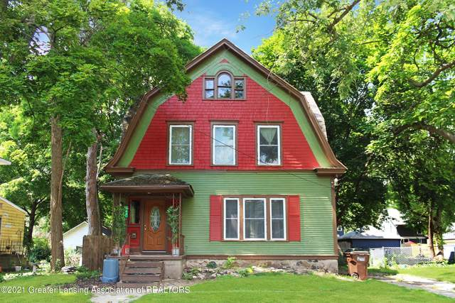 706 Fourth Street, Jackson, MI 49203 (MLS #258397) :: Home Seekers