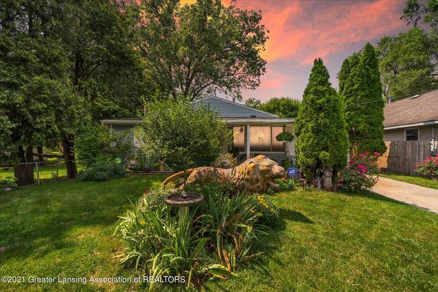 4926 Pleasant Grove Road, Lansing, MI 48910 (MLS #258537) :: Home Seekers