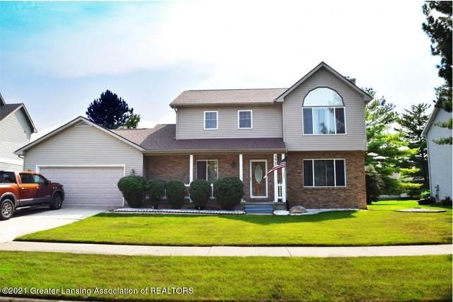 3940 E Sunwind, Okemos, MI 48864 (MLS #258544) :: Home Seekers