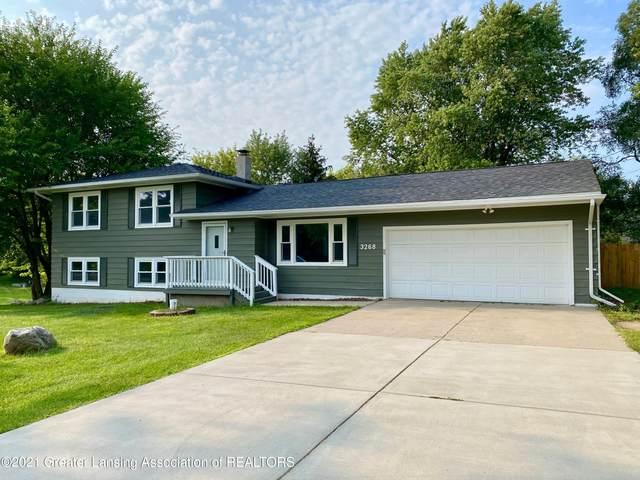 3268 W Clark Road, Lansing, MI 48906 (MLS #258569) :: Home Seekers