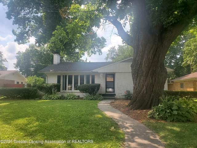 2901 S Cambridge Road, Lansing, MI 48911 (MLS #258782) :: Home Seekers