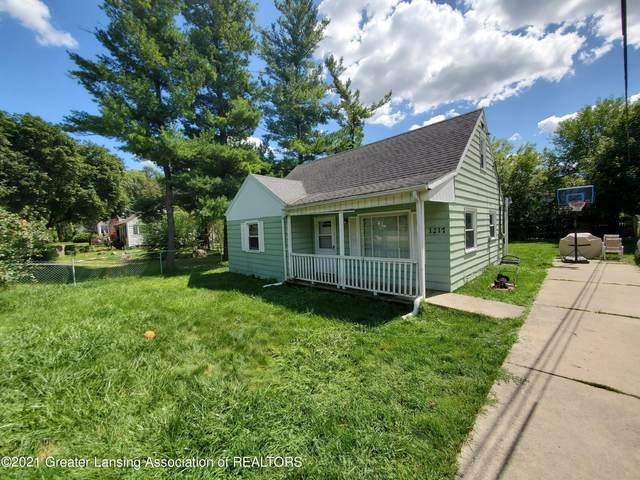 1217 W Miller Road, Lansing, MI 48911 (MLS #258851) :: Home Seekers