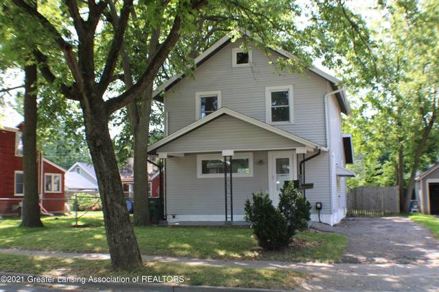 1234 Walsh Street, Lansing, MI 48912 (MLS #258866) :: Home Seekers