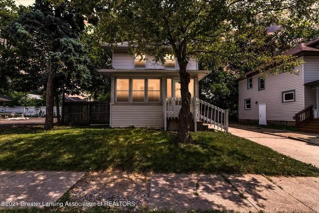 1711 S Martin Luther King Jr Boulevard, Lansing, MI 48910 (MLS #258958) :: Home Seekers