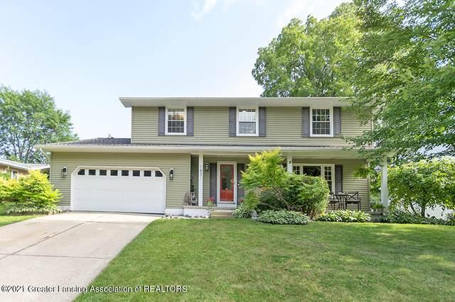 1831 Briarwood Drive, Lansing, MI 48917 (MLS #259011) :: Home Seekers