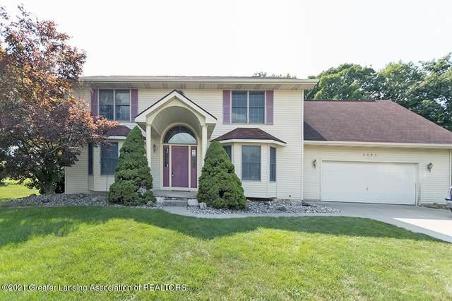 2401 Bush Gardens Lane, Holt, MI 48842 (MLS #259044) :: Home Seekers