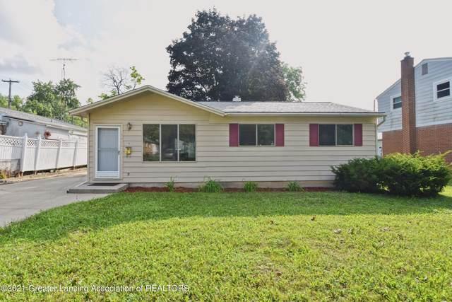3411 S Catherine Street, Lansing, MI 48911 (MLS #259093) :: Home Seekers