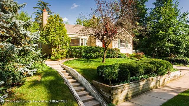 502 N Harrison Road, East Lansing, MI 48823 (MLS #259147) :: Home Seekers