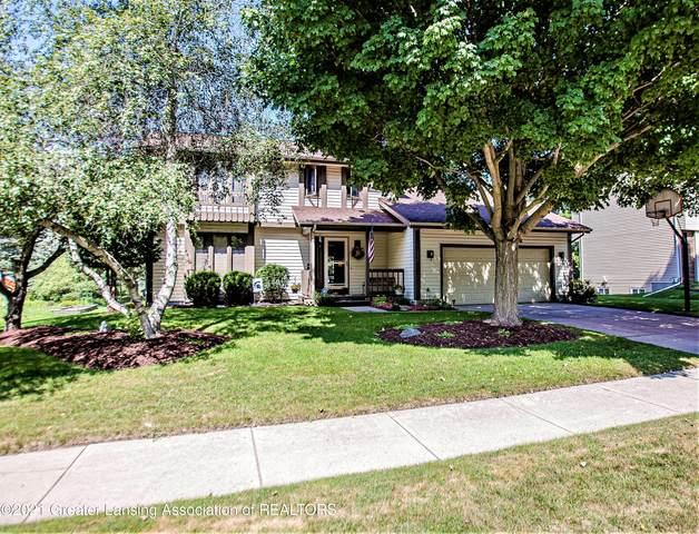 1772 Shadywood Lane, Okemos, MI 48864 (MLS #259286) :: Home Seekers