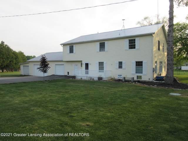 10888 Beach Court, Perrinton, MI 48871 (MLS #259301) :: Home Seekers