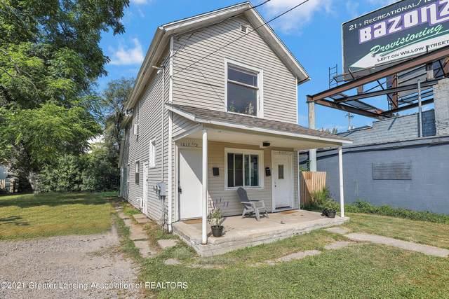 1017 N Martin Luther King Jr Boulevard, Lansing, MI 48915 (MLS #259396) :: Home Seekers