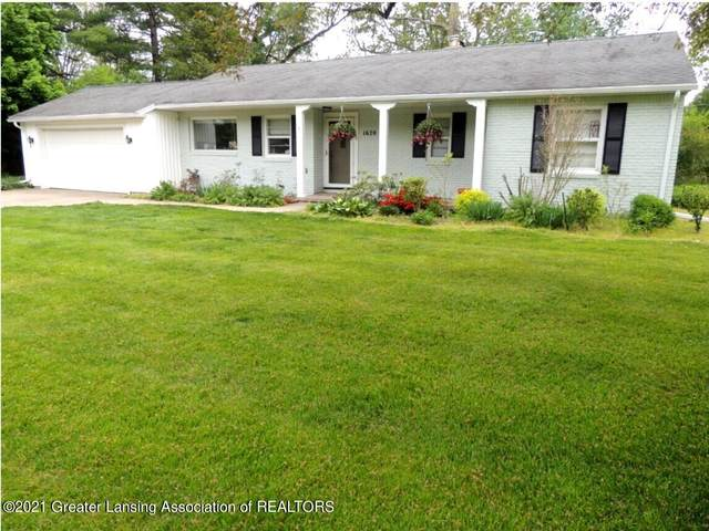 1620 Ridgewood Drive, East Lansing, MI 48823 (MLS #259400) :: Home Seekers