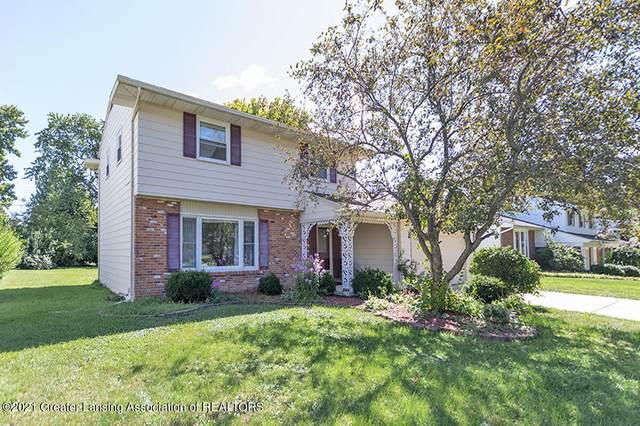 805 Princeton Drive, Lansing, MI 48917 (MLS #259428) :: Home Seekers