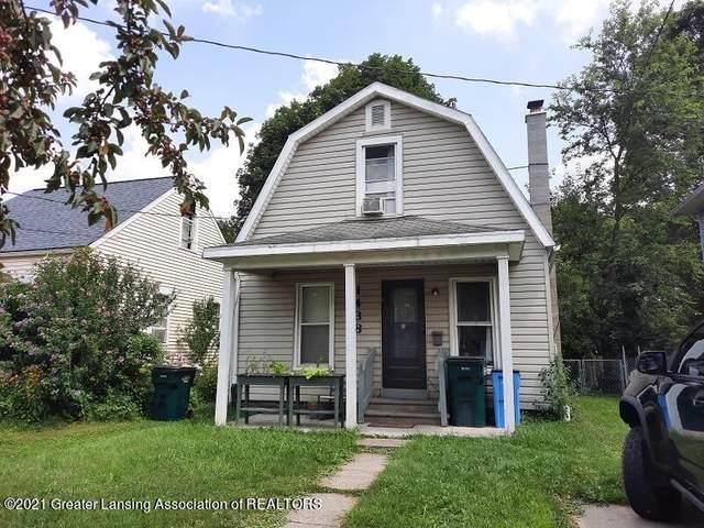 1438 Roosevelt Avenue, Lansing, MI 48915 (MLS #259479) :: Home Seekers