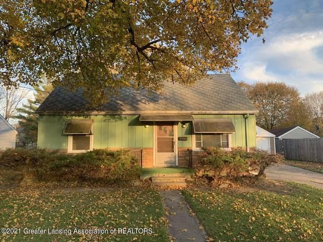 1614 Vermont Avenue, Lansing, MI 48906 (MLS #259487) :: Home Seekers