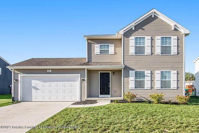 954 Saint Johns Chase, Grand Ledge, MI 48837 (MLS #259608) :: Home Seekers