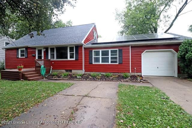 1228 Daisy Lane, East Lansing, MI 48823 (MLS #259610) :: Home Seekers