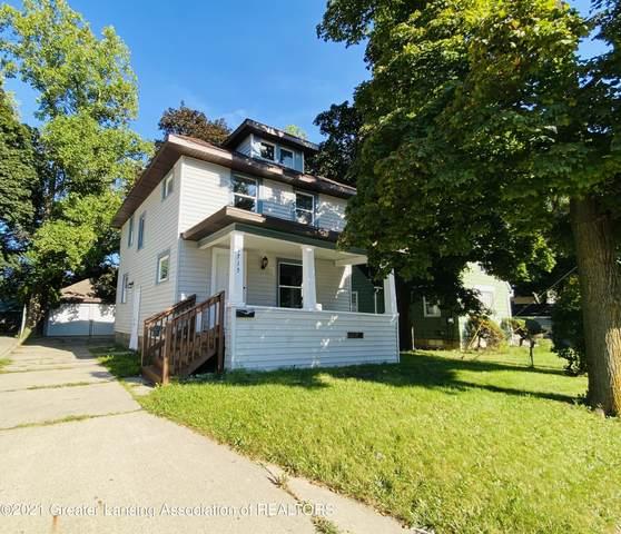 1715 S Martin Luther King Jr Boulevard, Lansing, MI 48910 (MLS #259650) :: Home Seekers