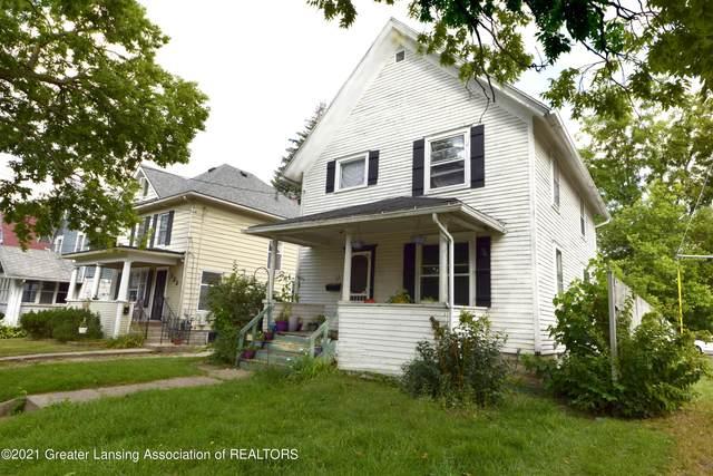 118 Horton Street, Lansing, MI 48912 (MLS #259674) :: Home Seekers