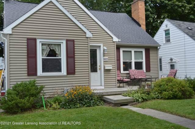 1402 Cooper Avenue, Lansing, MI 48910 (MLS #259734) :: Home Seekers