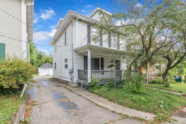 317 E St Joseph Street, Lansing, MI 48933 (MLS #259780) :: Home Seekers