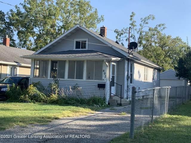 802 Banghart Street, Lansing, MI 48906 (MLS #259783) :: Home Seekers