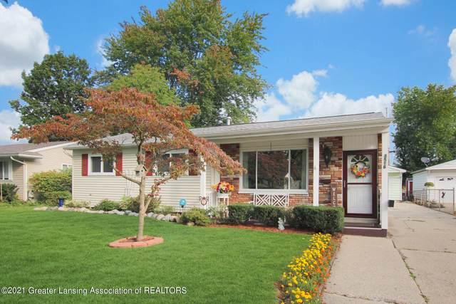 3516 Glenbrook Drive, Lansing, MI 48911 (MLS #259805) :: Home Seekers