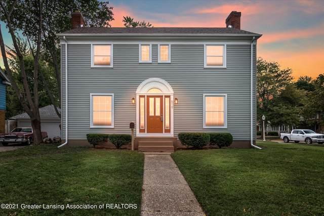 519 West Street, Lansing, MI 48915 (MLS #259815) :: Home Seekers