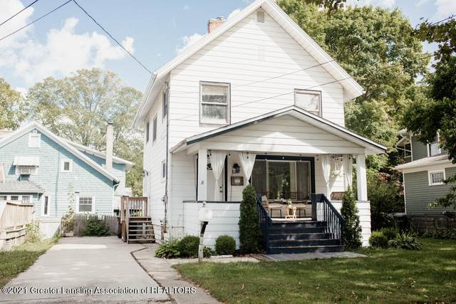 626 W Barnes Avenue, Lansing, MI 48910 (MLS #259837) :: Home Seekers