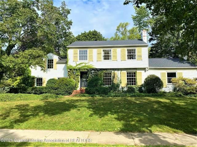 428 Clarendon Road, East Lansing, MI 48823 (MLS #259845) :: Home Seekers