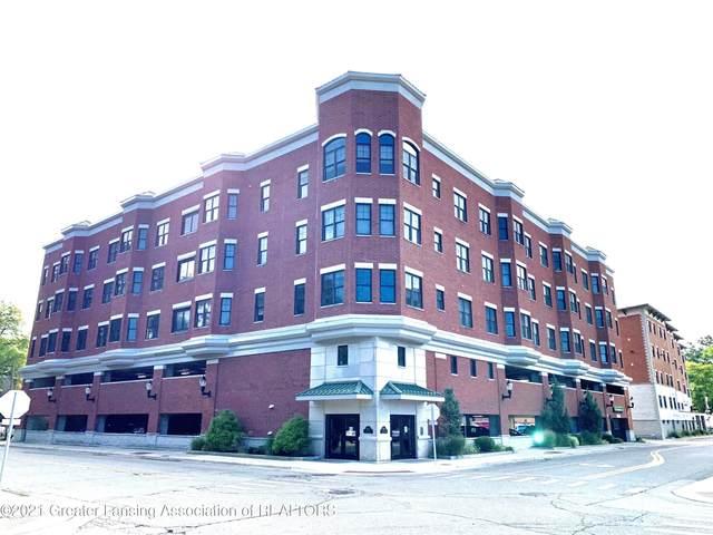 600 Albert Avenue #324, East Lansing, MI 48823 (MLS #259855) :: Home Seekers