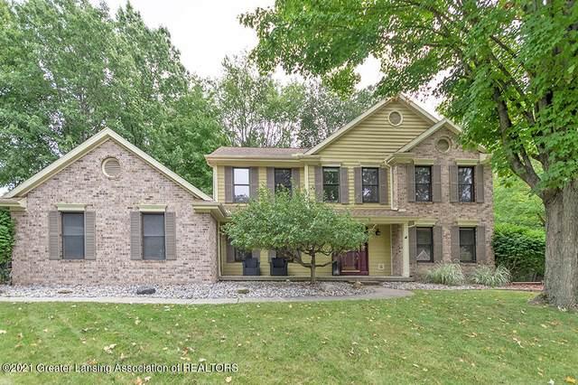 4320 Goldenwood Drive, Okemos, MI 48864 (MLS #259856) :: Home Seekers
