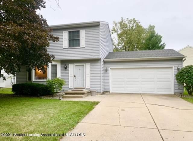 200 Olympia Drive, Lansing, MI 48911 (MLS #259861) :: Home Seekers