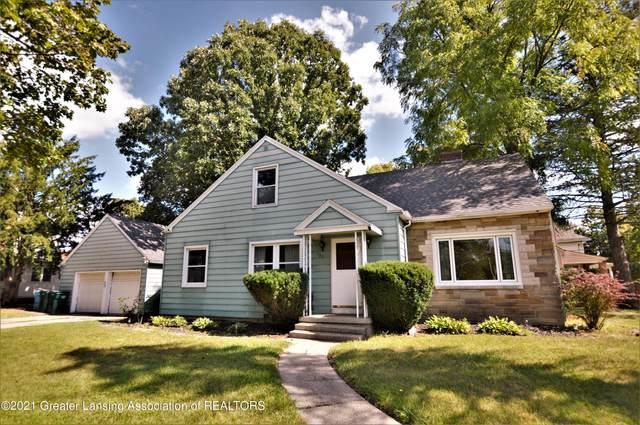 121 S Jenison Avenue, Lansing, MI 48915 (MLS #259903) :: Home Seekers