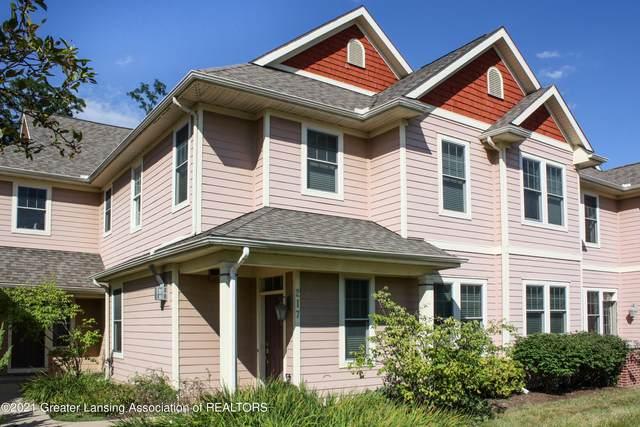 217 E Joseph Street, Lansing, MI 48933 (MLS #259912) :: Home Seekers