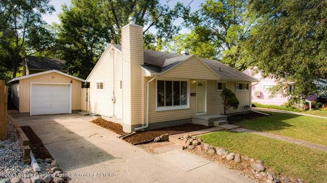 214 E Graham Avenue, Lansing, MI 48910 (MLS #259915) :: Home Seekers