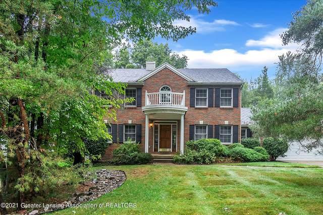 3920 Bayberry Lane, Lansing, MI 48911 (MLS #259954) :: Home Seekers