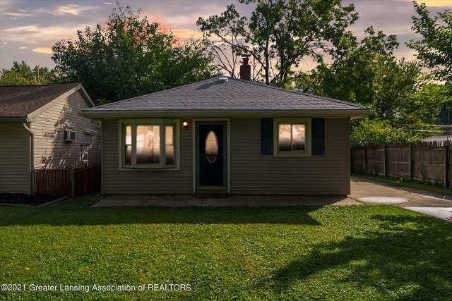 216 Brynford Avenue, Lansing, MI 48917 (MLS #259990) :: Home Seekers